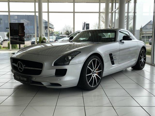 Mercedes-Benz SLS AMG GT Coupé KERAMIK+CARBON+1.Hd.AMG Affalt., Jahr 2013, Benzin