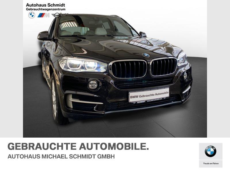 BMW X5 xDrive30d DAB+AHK+KOMFORTSITZE+STANDHEIZUNG+, Jahr 2016, Diesel