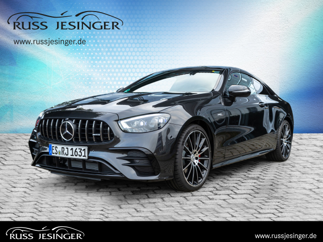 Mercedes-Benz Mercedes-AMG E 53 4Matic+ Coupé AMG Line Navi, Jahr 2020, Benzin