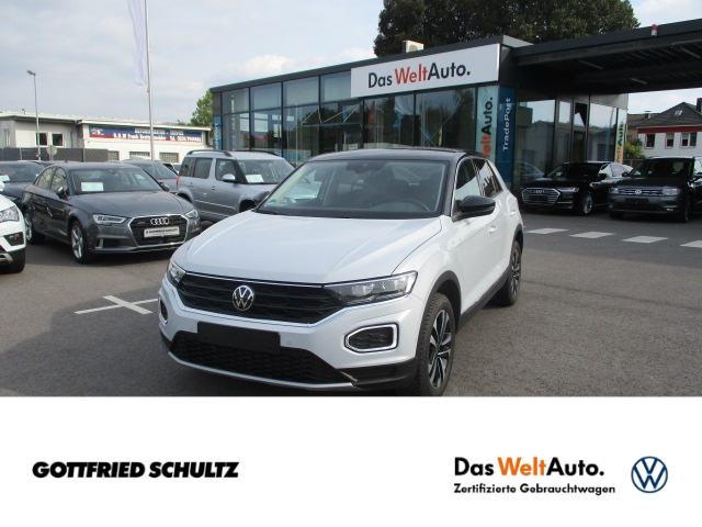 Volkswagen T-Roc VC United 1.5 TSI DSG LED NAVI, Jahr 2021, Benzin