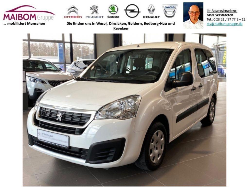 Peugeot Partner Tepee 98 VTi Active, Jahr 2017, Benzin