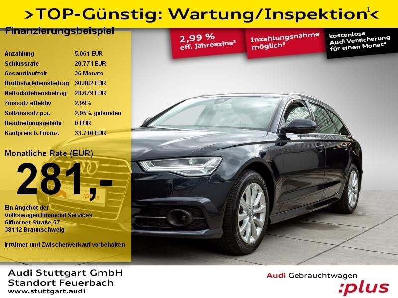 Audi A6 Avant 3.0TDI quattro Matrix-LED Navi Pano AHK, Jahr 2018, Diesel