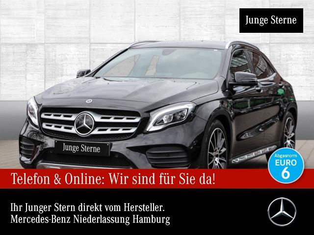 Mercedes-Benz GLA 220 d 4M AMG Harman Distr. LED Kamera Navi PTS, Jahr 2018, Diesel