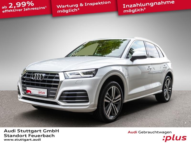 Audi Q5 Sport 2.0 TDI quattro S line Navi Pano LED, Jahr 2017, Diesel