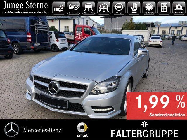 Mercedes-Benz CLS 350 CDI SB NUR Gewerbe! AMG DISTRO KeyGo GSD, Jahr 2013, Diesel
