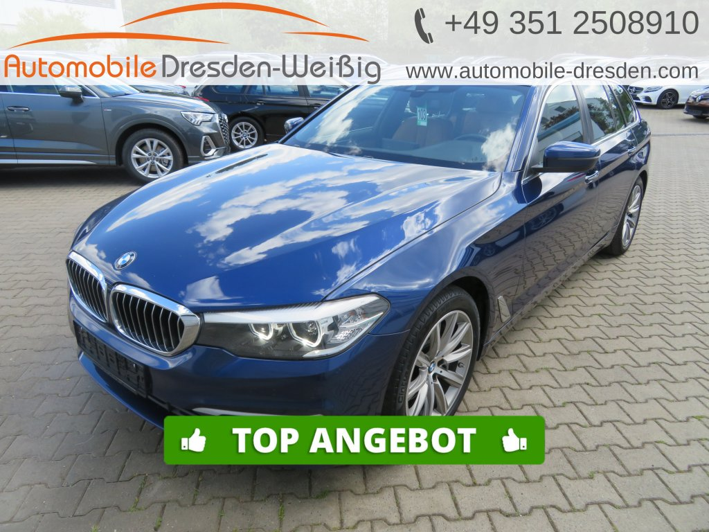BMW 530 d xDrive*KeyGo*NaviProf*Leder*Kamera, Jahr 2017, Diesel
