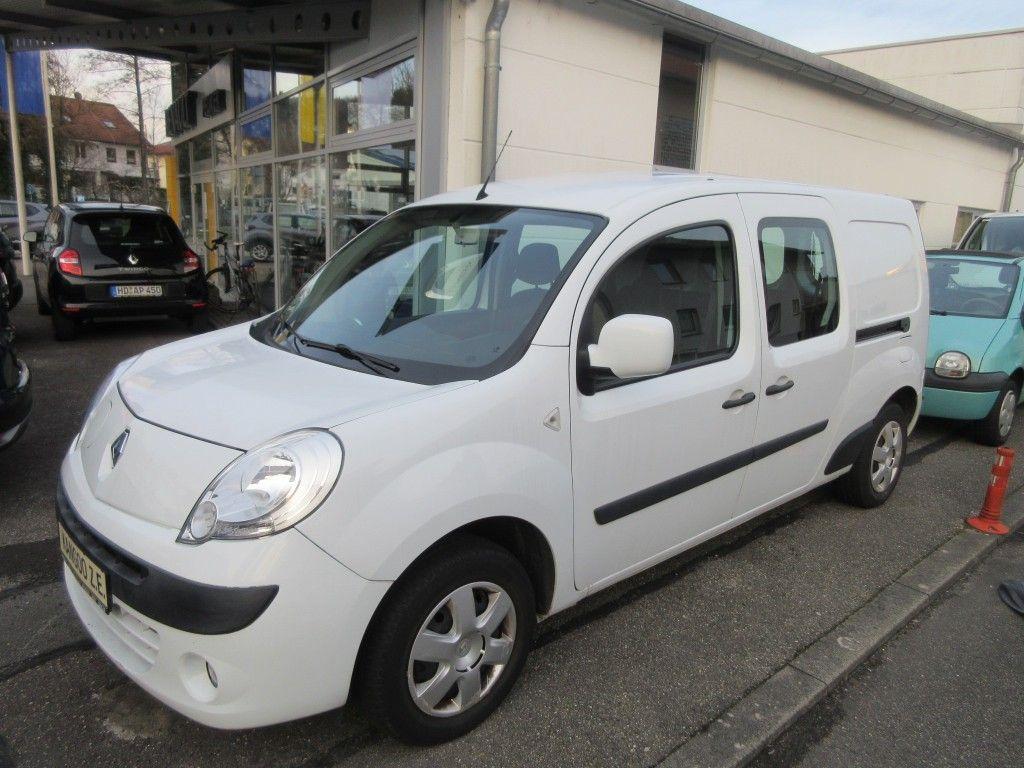 Renault Kangoo Maxi Z.E. 5 Sitzer (ohne Batterie), Jahr 2012, electric