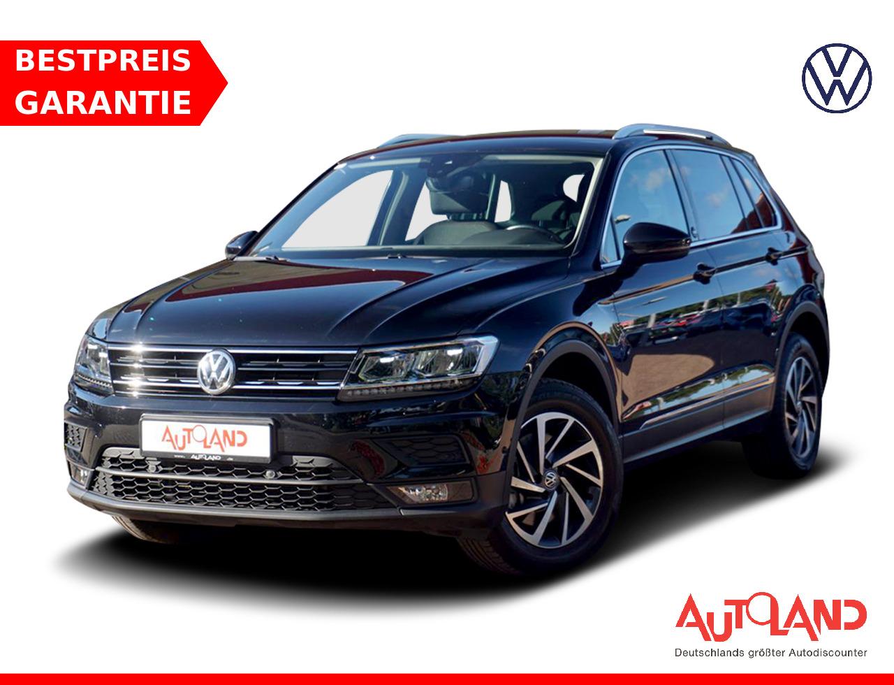 Volkswagen Tiguan, Jahr 2017, Diesel