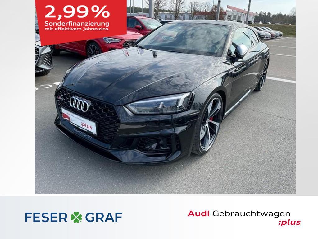 Audi RS5 Coupé 2.9 TFSI qu tiptr. B&O ACC PANO SPORTA, Jahr 2018, Benzin