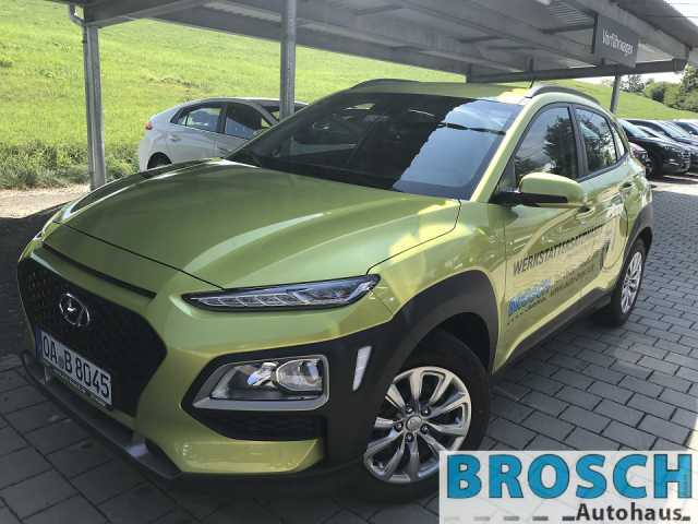 Hyundai KONA 1.0 T-GDi M/T SELECT ALU+KLIMA+BT+TEMPOMAT+, Jahr 2018, petrol