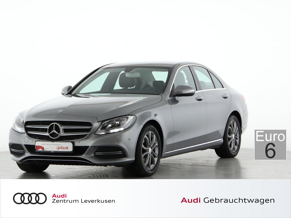 Mercedes-Benz C 180 CGI Avantgarde, Jahr 2014, Benzin