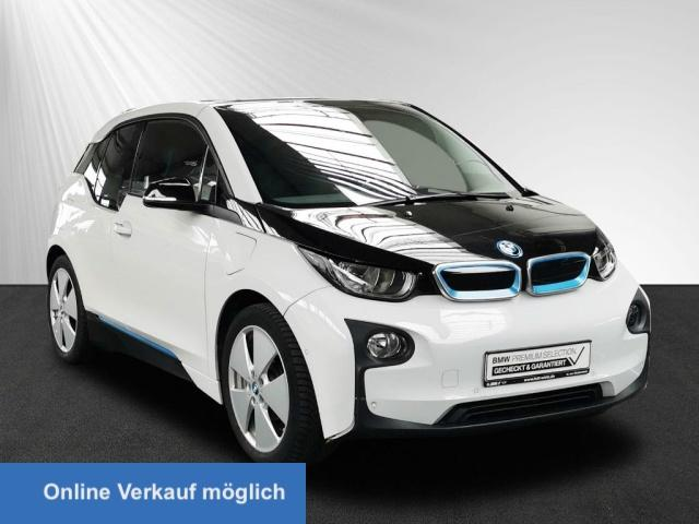 BMW i3 60 Ah mit REX Navi RFK Klima Tempo Komfortzu., Jahr 2016, Hybrid
