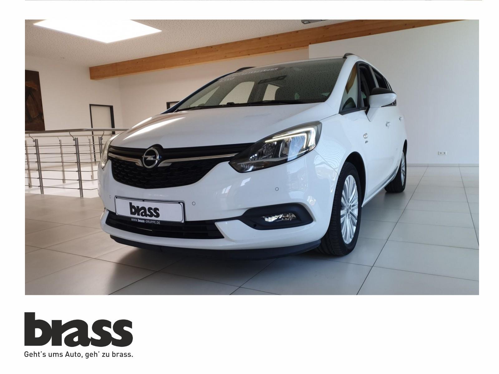 Opel Zafira 1.6 CDTI Active Start/Stop, Jahr 2017, Diesel