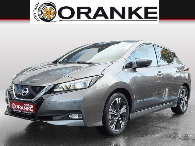 Nissan Leaf Tekna/ProPilot/Vollausstattung, Jahr 2020, Elektro
