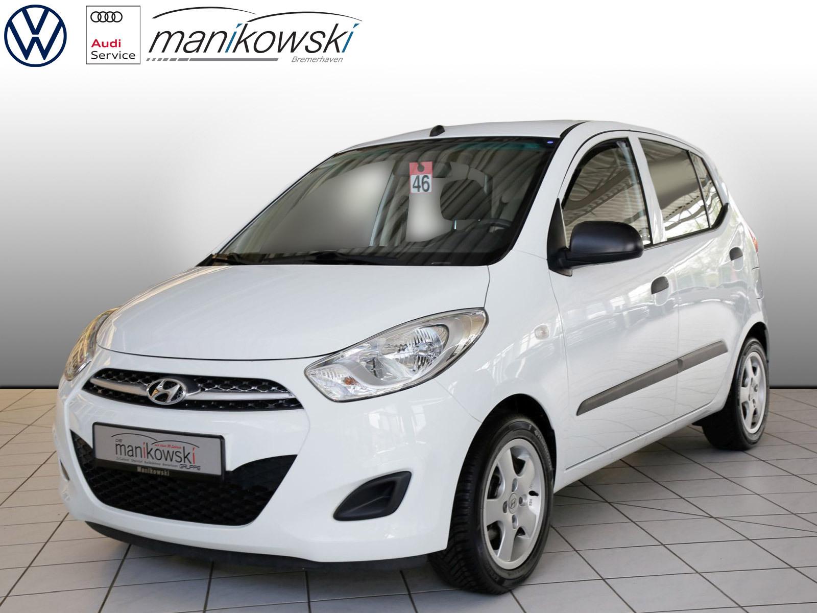 Hyundai i10 1.1 69 PS Classic, Jahr 2014, Benzin