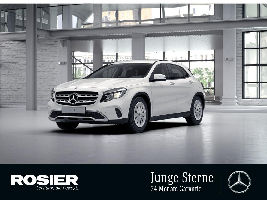 Mercedes-Benz GLA 200 d, Jahr 2017, Diesel