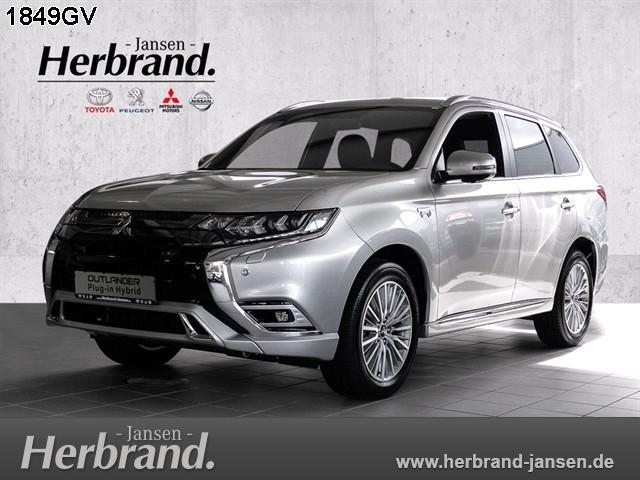Mitsubishi Plug-in Hybrid Outlander 2.4 4WD Spirit+ NAVI, Jahr 2020, Hybrid