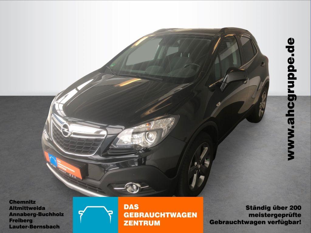 Opel Mokka,1.7 CDTI ecoFLEX 4x4 Innovation, Kamera, Jahr 2013, Diesel