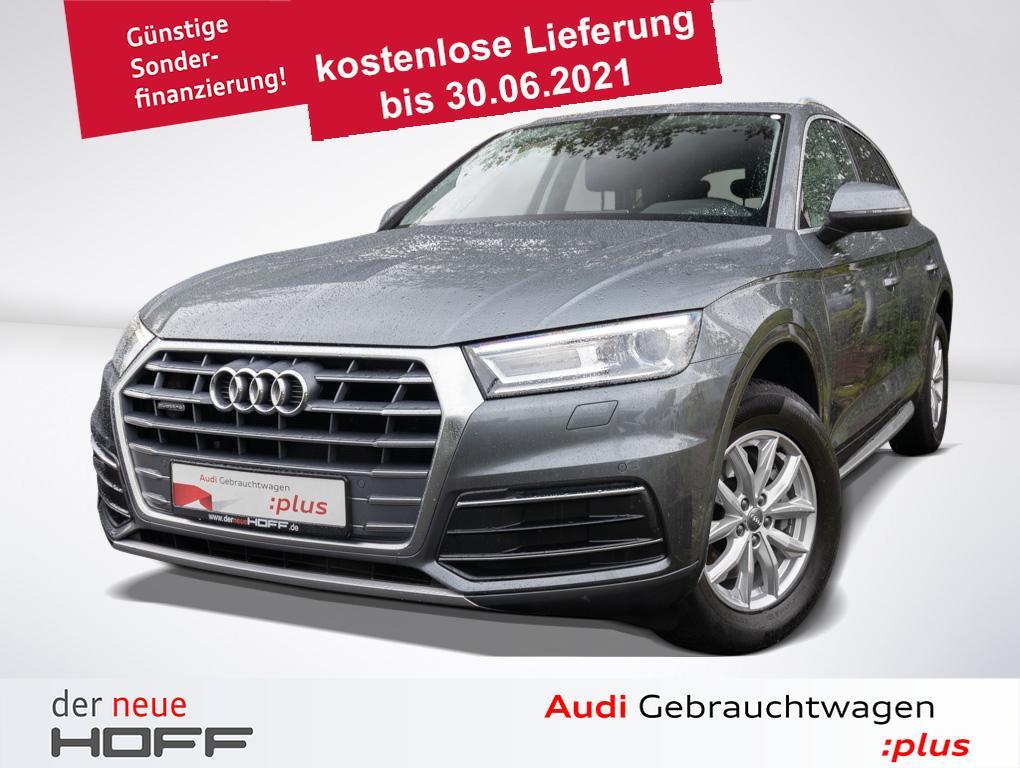 Audi Q5 2.0 TDI quattro Virtual Xenon Navi Sportsitze, Jahr 2018, Diesel