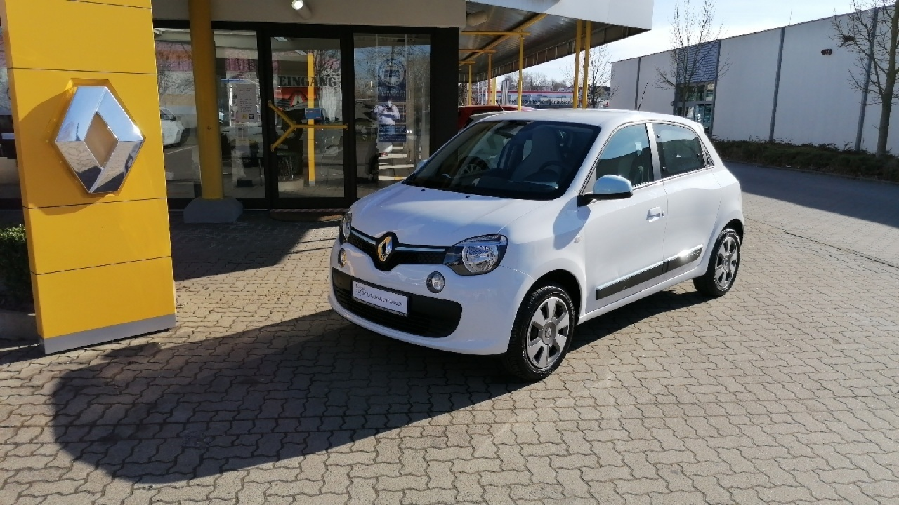 Renault Twingo Dynamique SCe 70 WKR+Klima+Freisprech+, Jahr 2015, Benzin