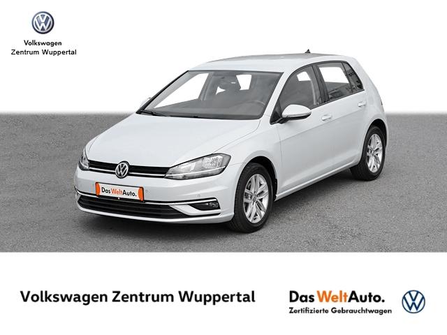 Volkswagen Golf 1 0 TSI Comfortline KLIMA PDC LM ZV E-FENSTER, Jahr 2017, Benzin