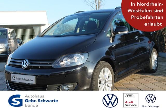 Volkswagen Golf Plus 1.2 TSI Life Klima+AHK+Sitzhzg+Parkpilot, Jahr 2013, Benzin