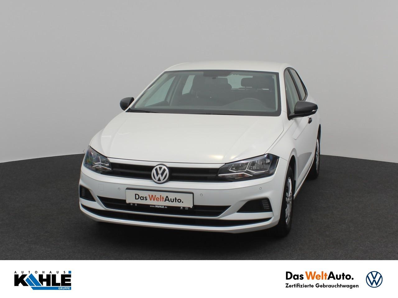 Volkswagen Polo 1.0 Trendline Klima PDC Klima Einparkhilfe, Jahr 2018, Benzin