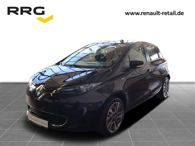 Renault Zoe Life Z.E. 40 zzgl. Batteriemiete BOSE 0,99%, Jahr 2019, Elektro