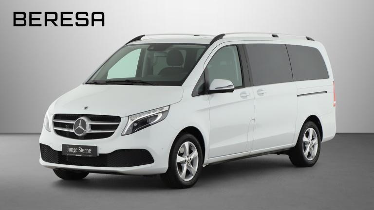 Mercedes-Benz V 300 Lang Kamera LED plus 7Sitzer 2xKlima Navi, Jahr 2019, Diesel