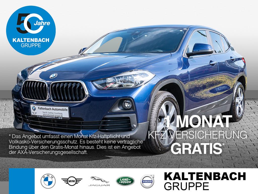 BMW X2 sDrive 18d, Jahr 2018, Diesel