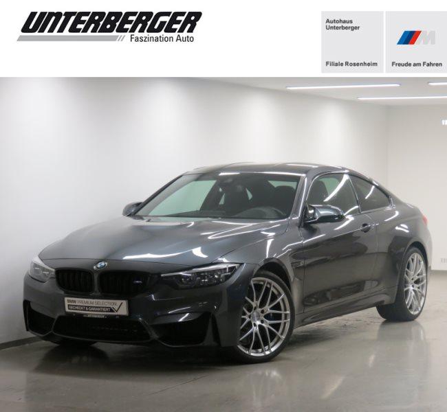 BMW M4 Coupé M Competition Head-Up HiFi LED WLAN, Jahr 2020, Benzin