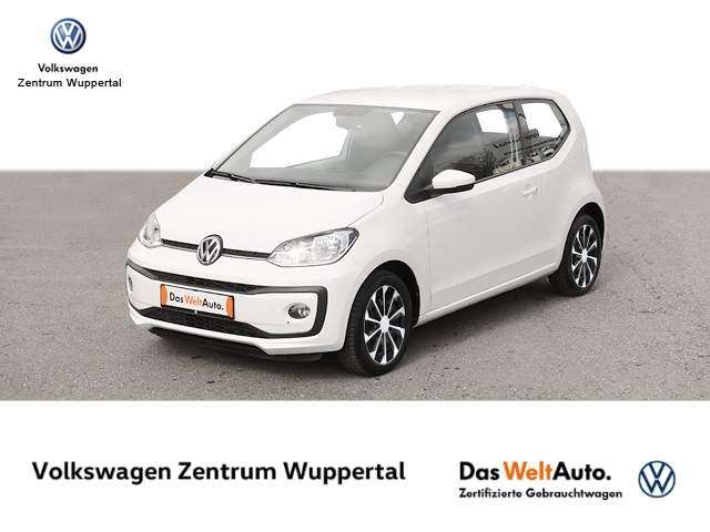 Volkswagen up! 1 0 move KLIMA SHZ ZV E-FENSTER, Jahr 2018, Benzin