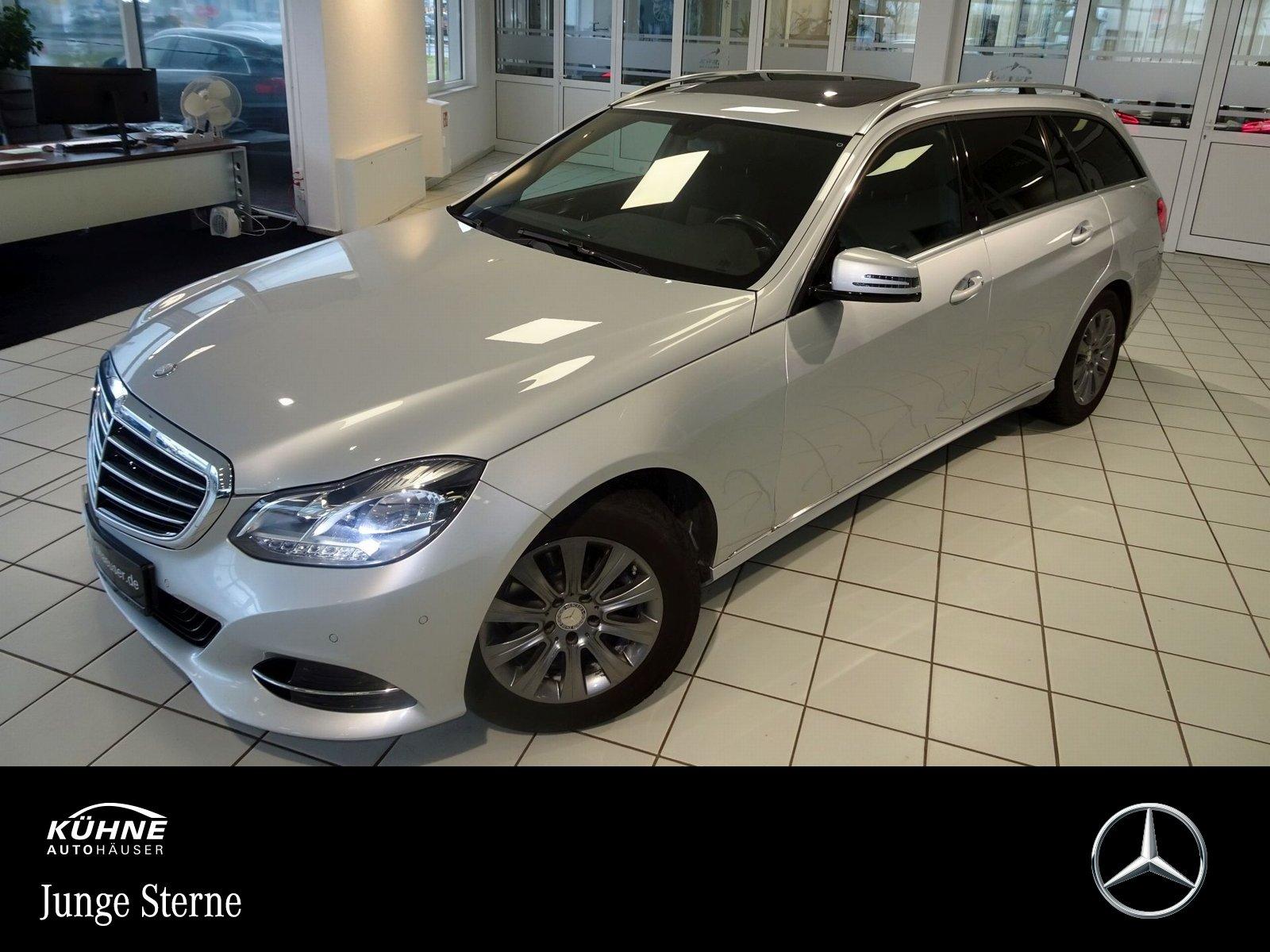 Mercedes-Benz E 220 CDI T 7G LED+COMAND+SCHIEBEDACH+KAMERA !!!, Jahr 2014, Diesel