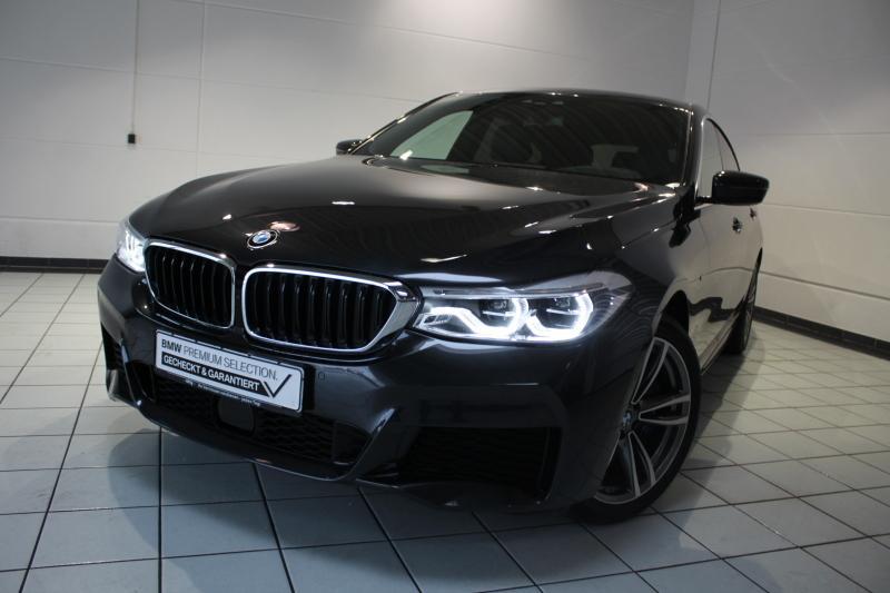 BMW 630d A Gran Turismo M Sportpaket Head-Up HiFi Panorama Soft Close Multidisplay 19 M, Jahr 2019, diesel