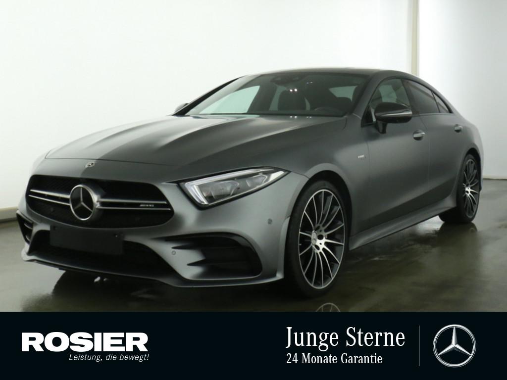 Mercedes-Benz CLS 53 AMG 4M+, Jahr 2020, Benzin