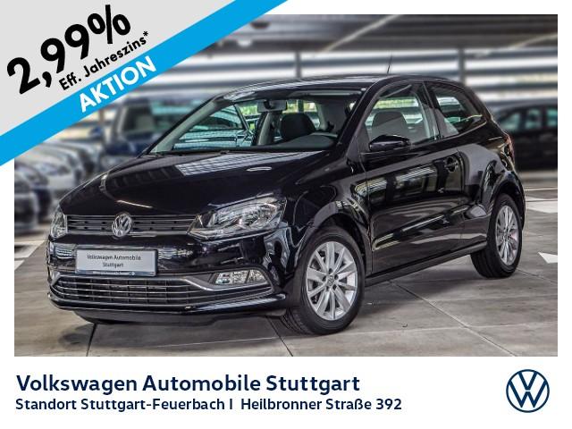 Volkswagen Polo 1.4 TDI Comfortline Klima, Jahr 2016, Diesel