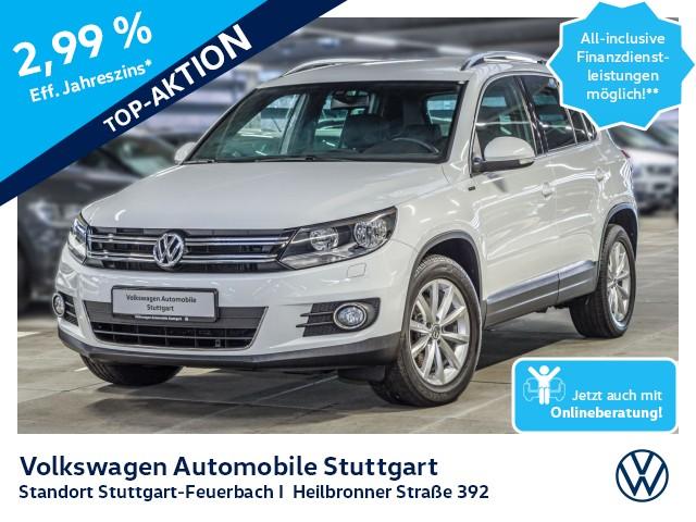 Volkswagen Tiguan 2.0 TDI Lounge Navi, Jahr 2016, Diesel
