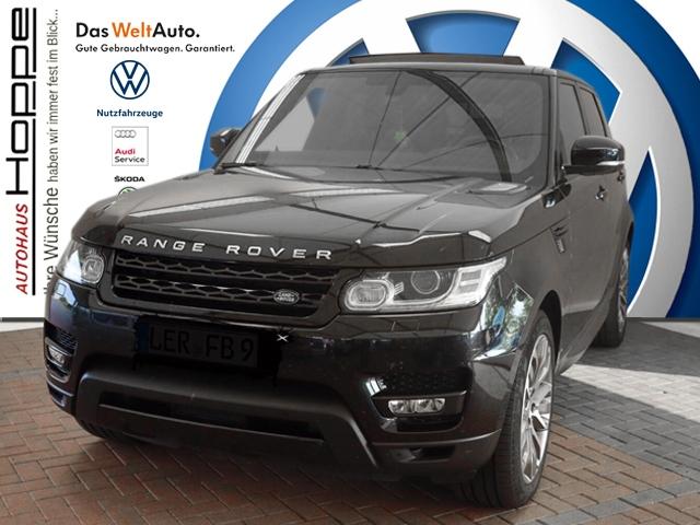 Land Rover Range Rover Sport HSE*3.0TDV6*RFK*PANO*AHK*ACC H, Jahr 2015, Diesel