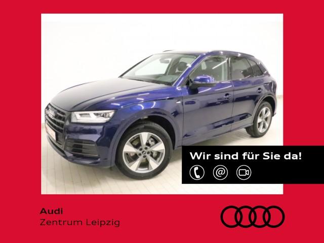Audi Q5 35 TDI sport S tronic *S-line*LED*Navi*AHK*, Jahr 2020, Diesel