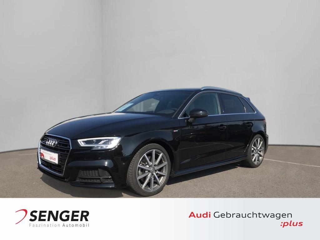 Audi A3 Sportback Sport 2.0 TFSI S line Kamera Autom., Jahr 2018, Benzin