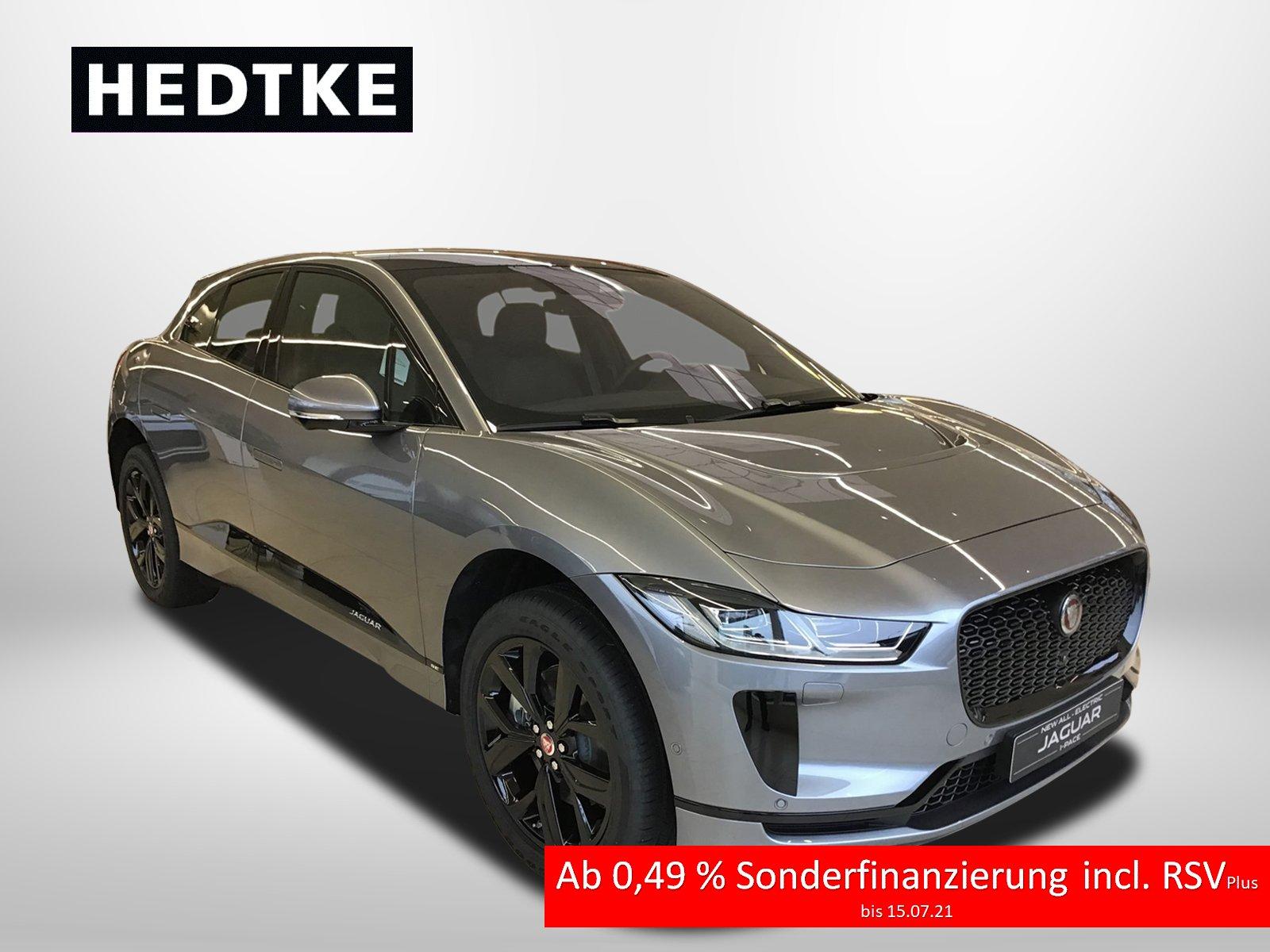 "Jaguar I-Pace EV320 SE Sondermodell - BAFA+Pano+20""+DAB, Jahr 2020, electric"