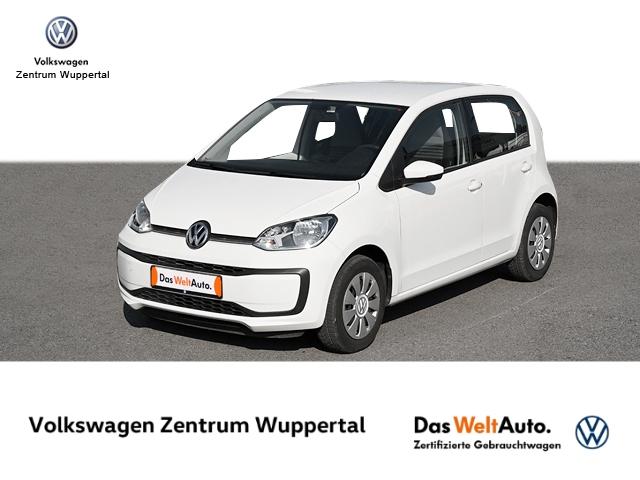 Volkswagen up! 1 0 move NAVI KLIMA BT ZV, Jahr 2018, Benzin