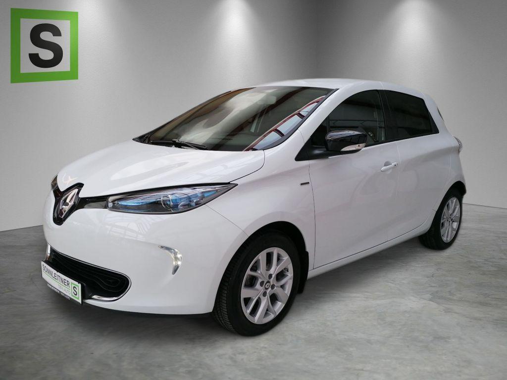 Renault ZOE (ohne Batterie) 41 kwh Life mit LIMITED Paket, Jahr 2018, Elektro