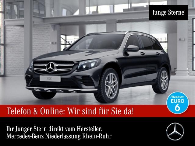 Mercedes-Benz GLC 250 d 4M AMG COMAND ILS LED Kamera EDW PTS 9G, Jahr 2018, Diesel