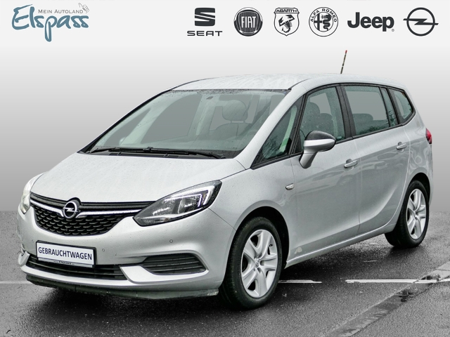 Opel Zafira C Edition 1.6D BLUETOOTH PDCV+h KLIMA, Jahr 2017, Diesel