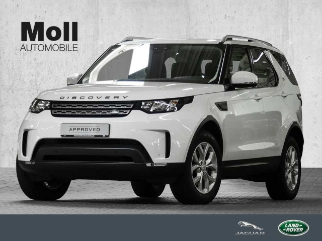 Land Rover Discovery 2.0 Sd4 AWD Pure Navi StandHZG Rückfahrkam. Allrad AHK-abnehmbar El. Heckklappe, Jahr 2019, Diesel