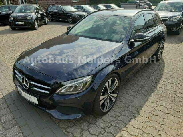 Mercedes-Benz C220 T *Garantie*LED*Navi*201 mtl., Jahr 2015, Diesel
