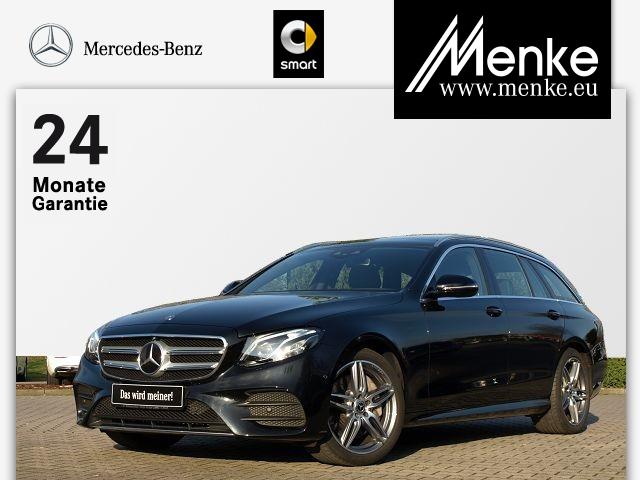 Mercedes-Benz E 450 4MATIC T-Modell AMG,Comand,Fahrassist., Jahr 2019, Benzin