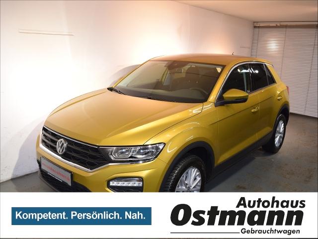 Volkswagen T-Roc 1.6 TDI Basis KLIMA*NAVI*EURO6, Jahr 2019, diesel