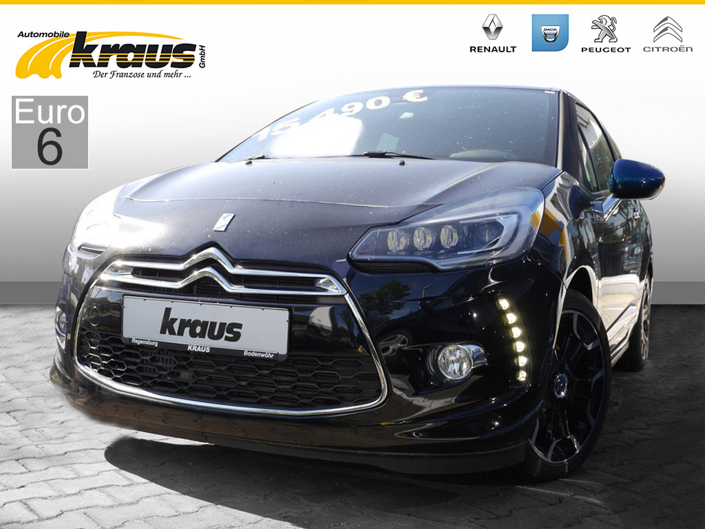 DS Automobiles DS 3 Sport Chic THP 165, Jahr 2016, Benzin